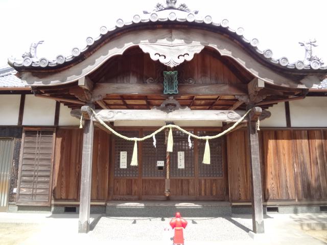 槌ケ原八幡宮