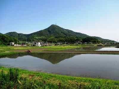 逆児島富士