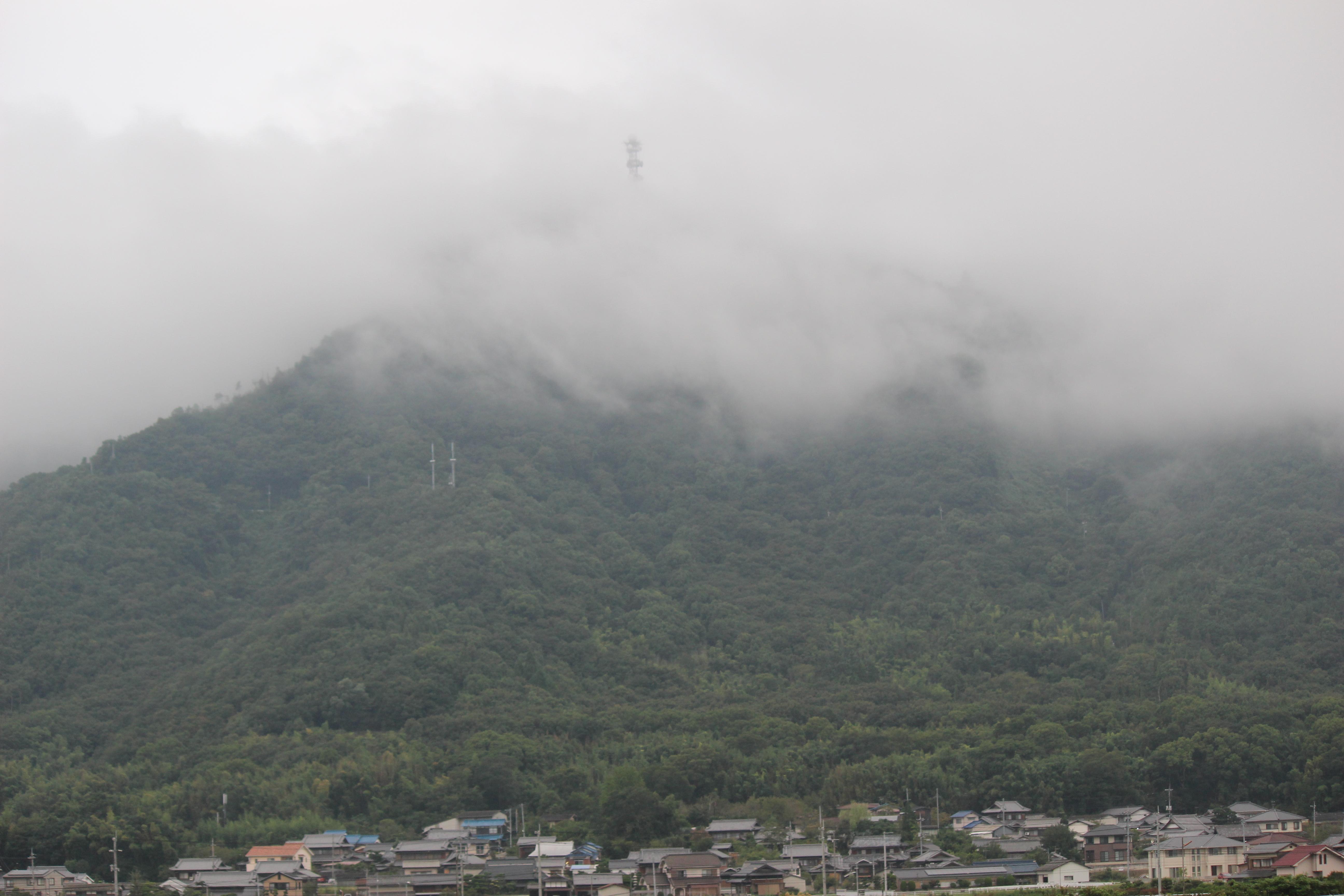 常山モクモク